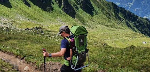 bergwandelen met kinderen mayrhofen