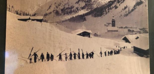 Hoe ging wintersport vroeger