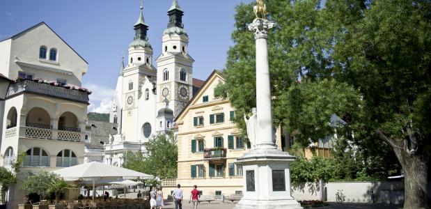 Brixen Alpenstad van het jaar