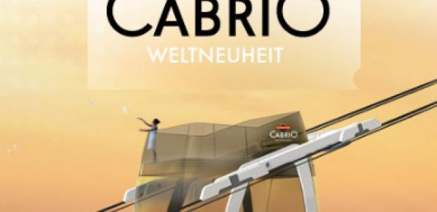 CabriO® Stanserhorn Kabelbaan in Luzern
