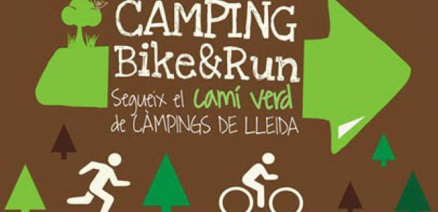 Campings Bike & Run speciaal voor de bergsporter,Campings Bike & Run speciaal voor de bergsporter,