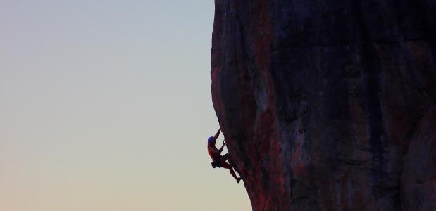 Climbing Siurana @Lluís Carro