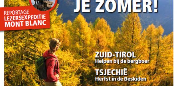 Cover Bergen Magazine nummer 4 van 2014
