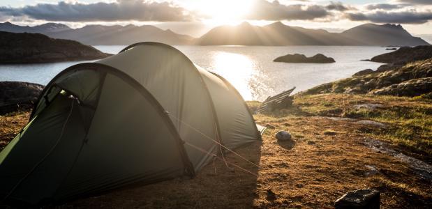 De meest geliefde campings in Europese berggebieden