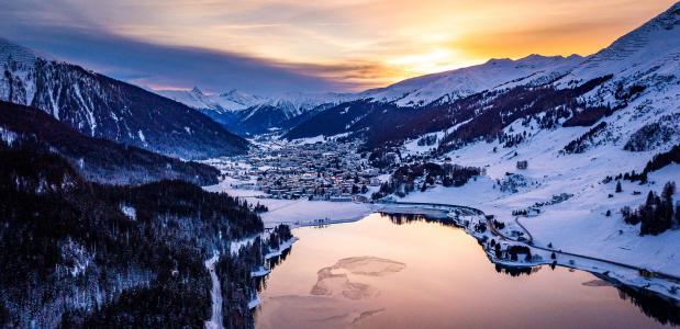 Het Meer van Davos kan zingen?!