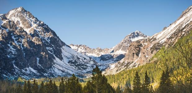 Weersomstandigheden in de bergen