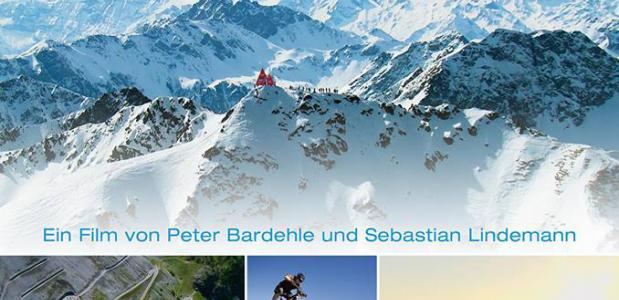 Poster: Die Alpen - Unsere Berge von oben
