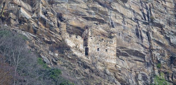 Casa dei Pagani bij Dongio