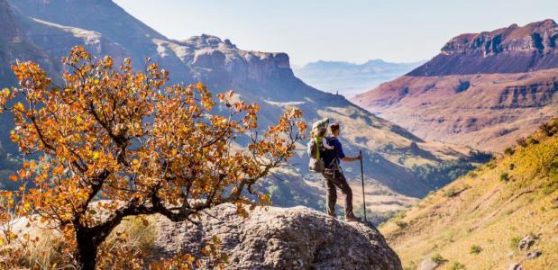 Drakensberg. Foto Rian Lanenga