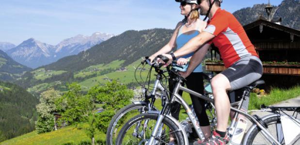 Fietsen in Tirol