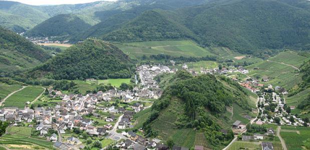Wandelen in de Eifel. Foto Wander Reporter