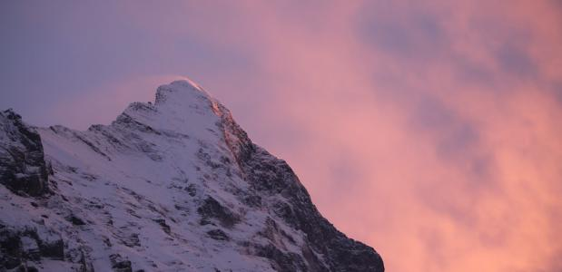 Top van de Eiger