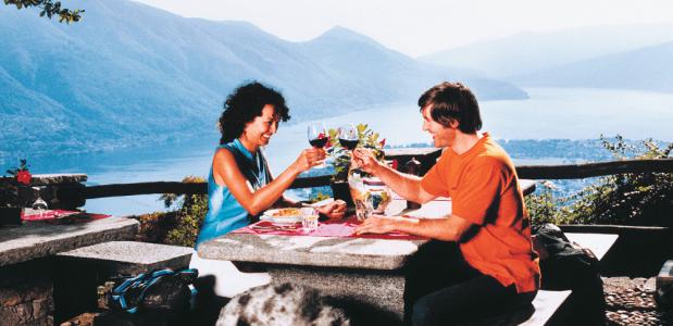 Dolce far niente op z'n Zwitsers & de smaken van ticino