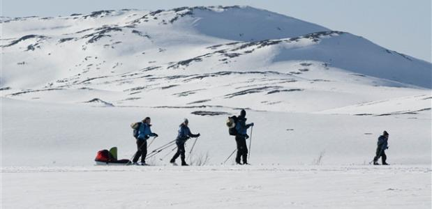 Finnmarksvidda. Foto: C.H./Innovation Norway
