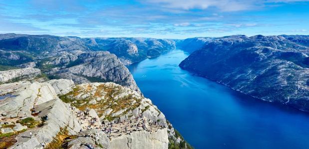 quarantaine corona noorwegen