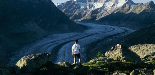 documentaire klimaatverandering in de Alpen