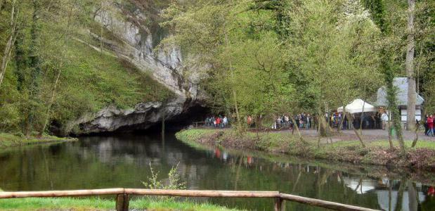 Foto Hullie Grotten van Han