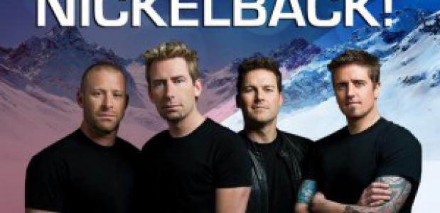Foto: Nickelback ©TVB Paznaun – Ischgl