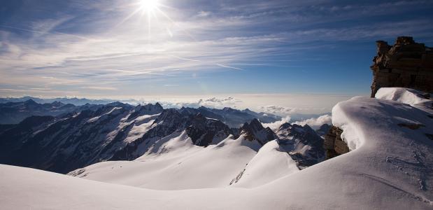 Beschrijflijk Gevoel - Gran Paradiso - Italië. Foto Frank Peters