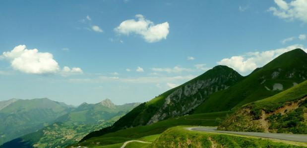 Is de Route des Grandes Alpes de mooiste autoroute van Europa?
