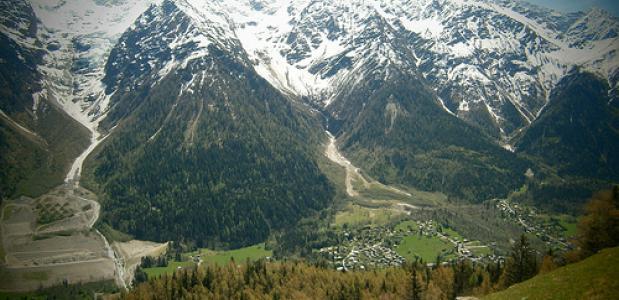 Foto: Gabriel Rinaldi. Mont Blanc