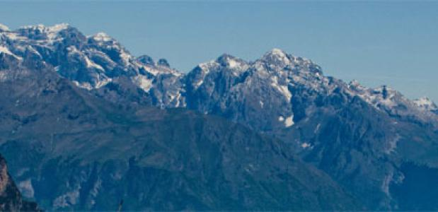 De mooiste bergtochten rond het Ledromeer foto M van Hattem