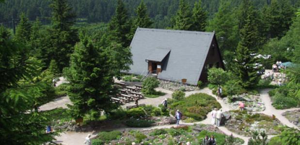 Rennsteiggarten Oberhof. Foto RennsteiggartenOberhof.de,