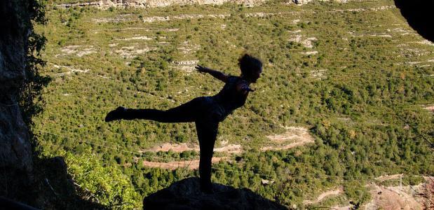 klimmerspostuur voorkomen