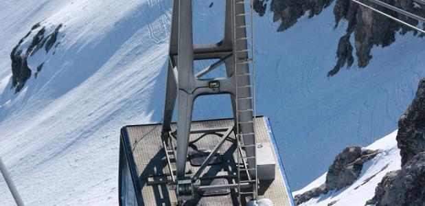 Stilstaande skilift - daar kun je je voor verzekeren in Zwitserland