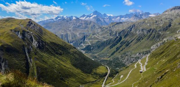De Gotthard. Afbeelding: ww.wpixabay.com