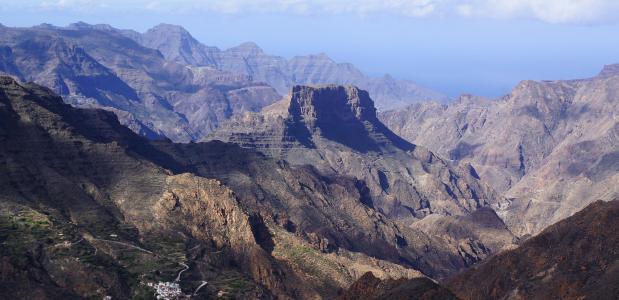 Gran Canaria. Foto Bert Vonk
