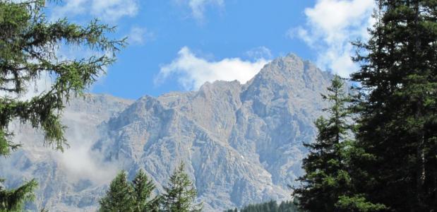 Op vakantie naar Graubünden - Zwitserland