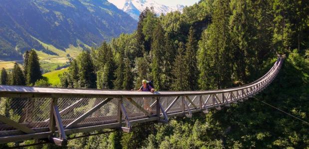 Gotthard Tunnel Trail