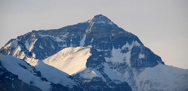Foto: Gunther Hagleitner. Mount Everest