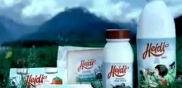 Heidi bergmilch