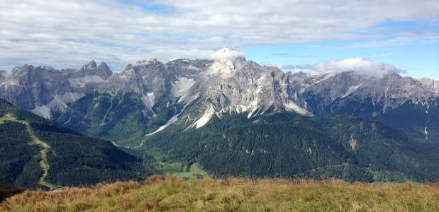 6 mooie hohenwegen in de alpen