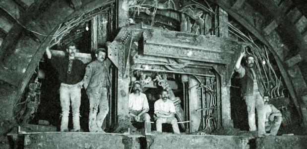 boek ondergronds winnen