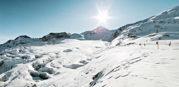 Skiën in Saas-Fee ©Saas-Fee/Saastal Tourismus