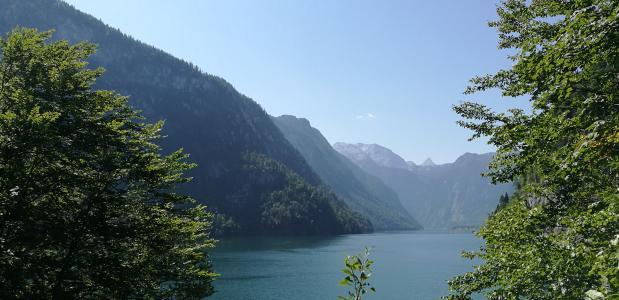 Wandelroute Berchtesgaden