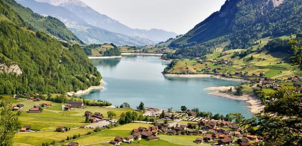 Vakantie Interlaken