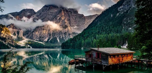 Fotowedstrijd lucht en water