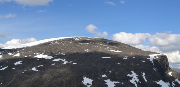 Kebnekaise Zweden