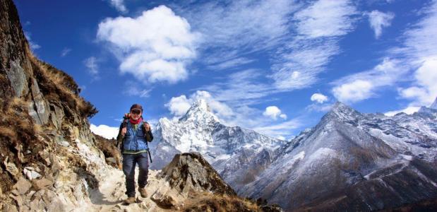 wintertrekking Nepal
