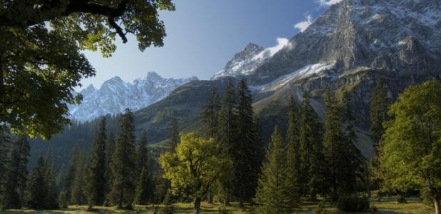 Kleiner Ahornboden - Oostenrijk