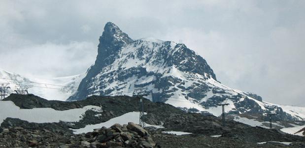 Klein Matterhorn. Foto GregTheBusker