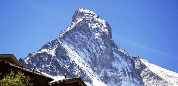 De Matterhorn. Via Wikimedia commons.
