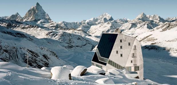 Monte Rosa hut