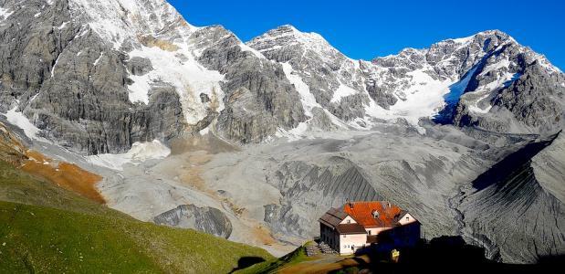 Alpenverenigingen en hun hutten
