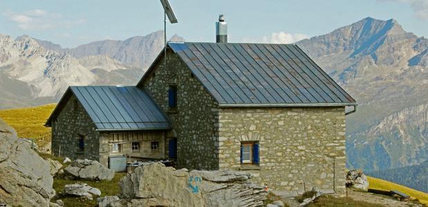 reserveren berghutten zwitserland