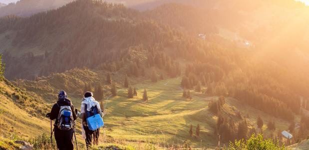 Afval is een groeiend probleem in de Europese bergen